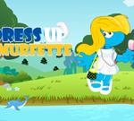 Dress Up Smurfette