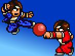 Punch Ball Jump