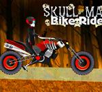 Skull Man Bike Ride