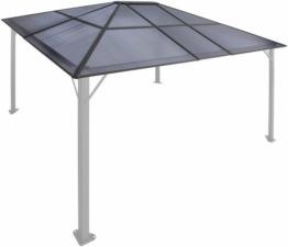 KONIFERA Pavillonersatzdach »Aruba 2.0«, für 300x365 cm, transparent
