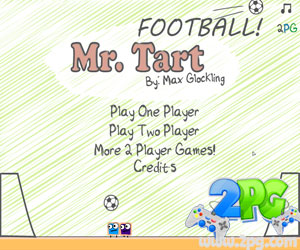 Image Mr Tart Football